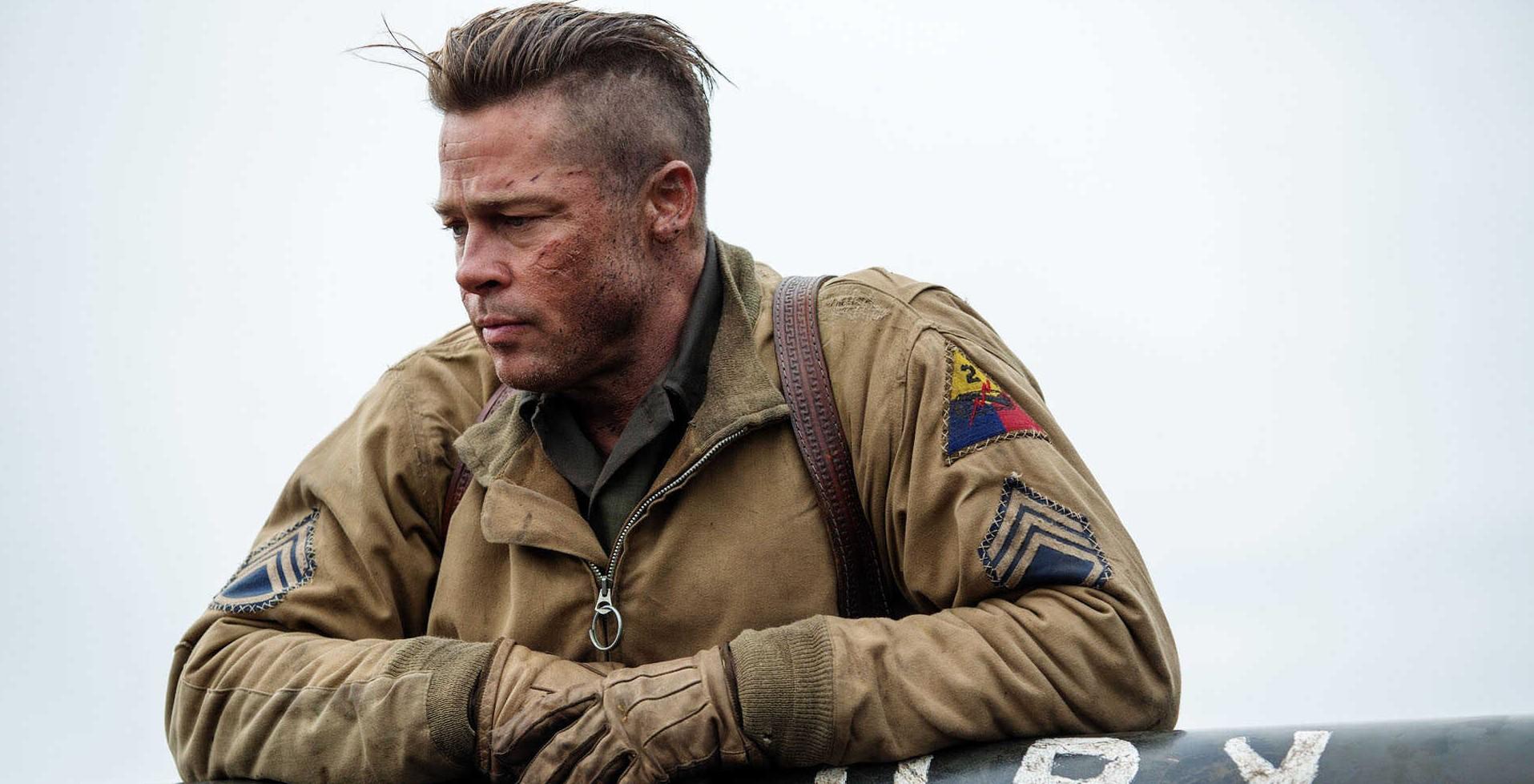 Fury: Brad Pitt torna ...