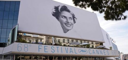 Preparativi per il 68mo Festival del cinema di Cannes