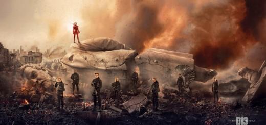 Hunger Games Il canto della rivolta 2