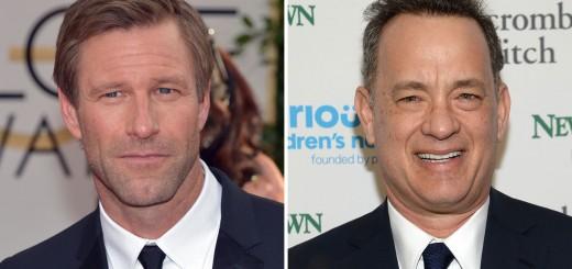 Tom Hanks Aaron Eckhart