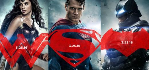 poster batman v superman