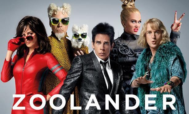 poster zoolander 2