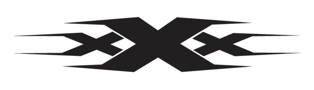 Il logo della saga di xXx