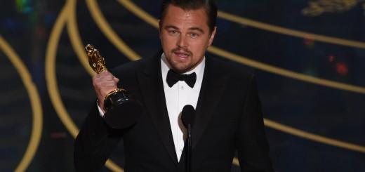 Leonardo DiCaprio (MARK RALSTON/AFP/Getty Images)