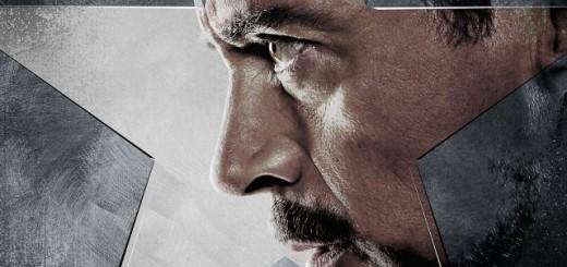Captain America: Civil War poster Iron Man