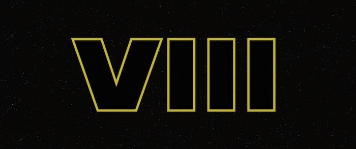 Star Wars: Episodio VIII