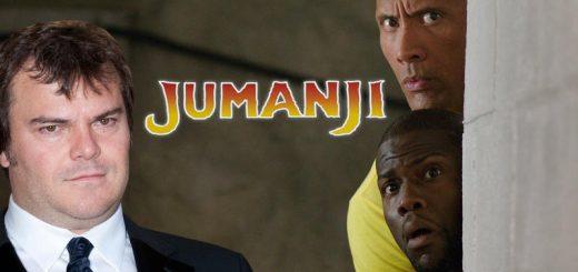jack black jumanjii