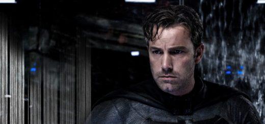 Ben Affleck è The Batman