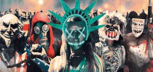 la notte del giudizio election year poster