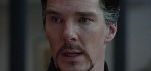 Benedict Cumberbatch è Doctor Strange