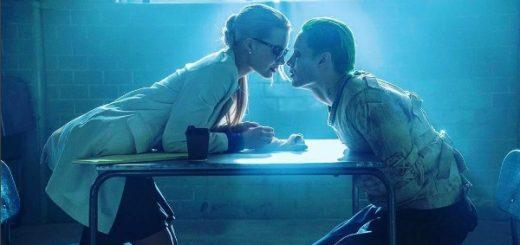Harley Quinn e Joker in una foto di Suicide Squad