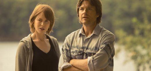 Nicole Kidman e Jason Bateman in una scena de La Famiglia Fang