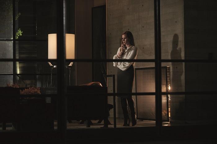 Amy Adams in una foto di Nocturnal Animals