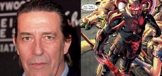 Ciaran Hinds sarà Steppenwolf in Justice League