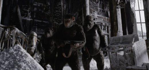 the war il pianeta delle scimmie spot