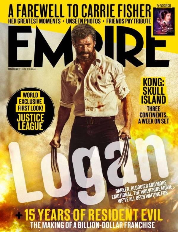 Logan the wolverine netflix