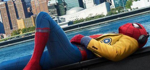 spider-man homecoming anteprima