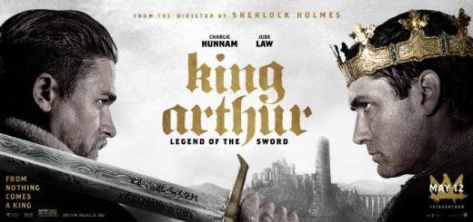 king arthur il potere della spada poster