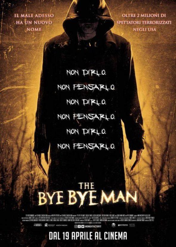 The Bye Bye Man recensione