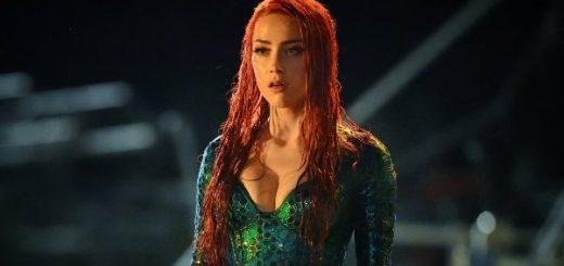 aquaman Amber Heard mera