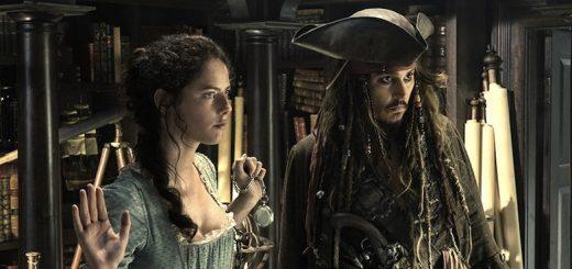 pirati dei caraibi 5 spot