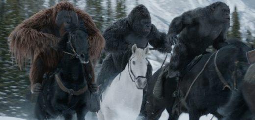 the war il pianeta delle scimmie trailer finale italiano