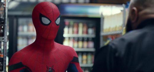 spider-man homecoming terzo spot finali nba