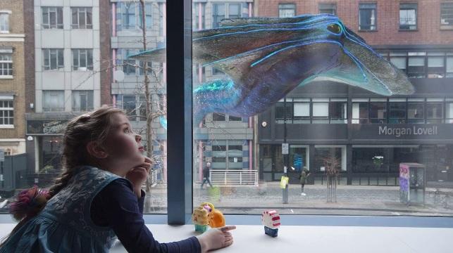 strange beasts realtà aumentata