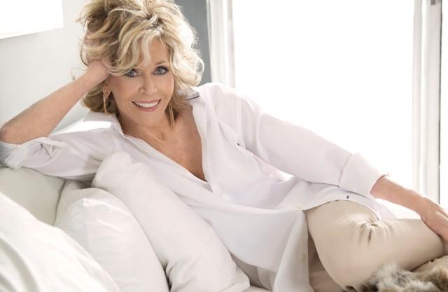 Jane Fonda headshot