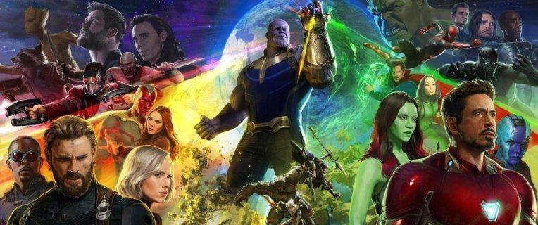 avengers 4 infinity war poster