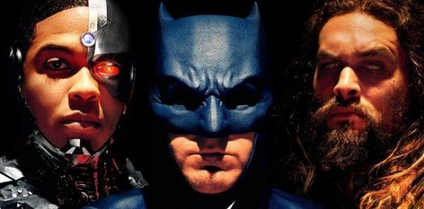 justice league colonna sonora