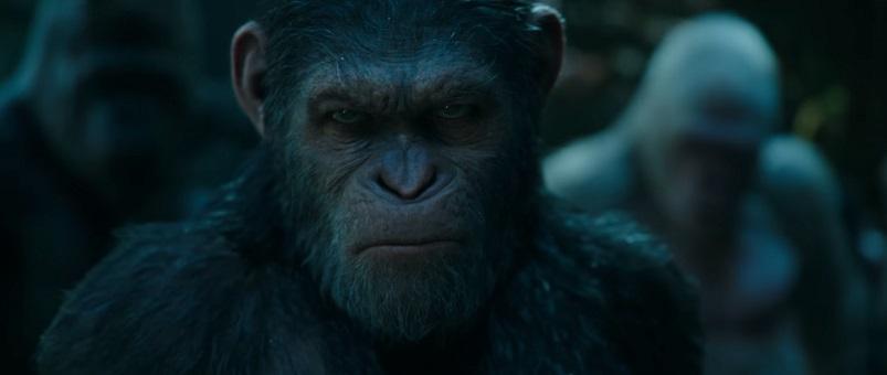 The War Il Pianeta delle Scimmie featurette cesare