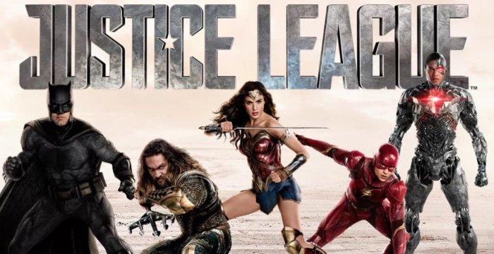 justice league banenr
