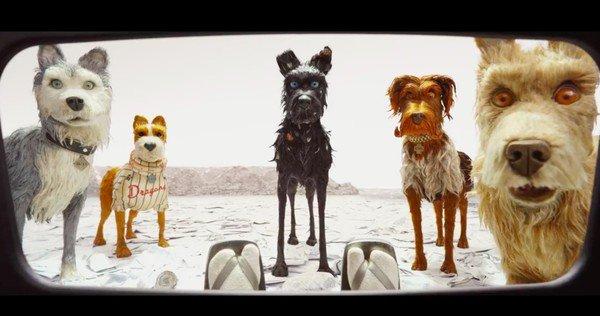 l'isola dei cani Isle Of Dogs