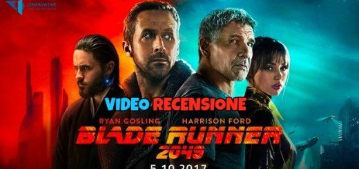 blade runner 2049 video recensione