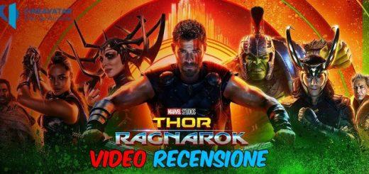 Thor Ragnarok video recensione