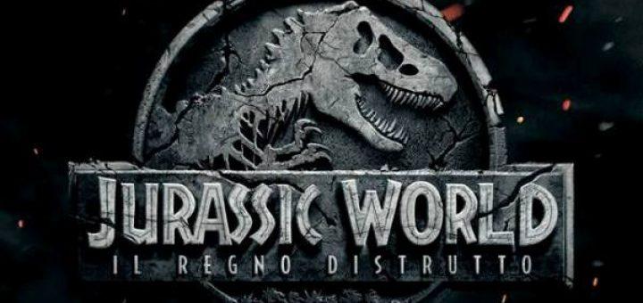 jurassic world il regno distrutto data trailer