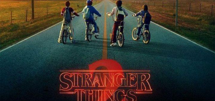 stranger things 2 trailer reaction