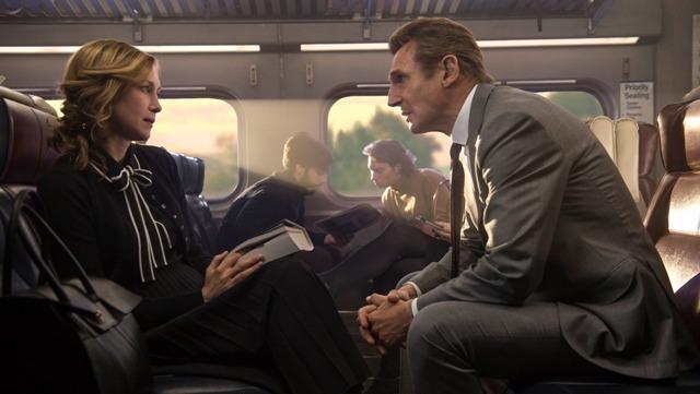 l'uomo sul treno the commuter recensione