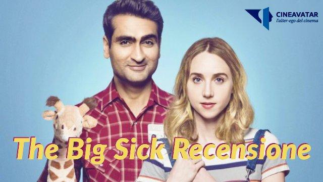the big sick video recensione