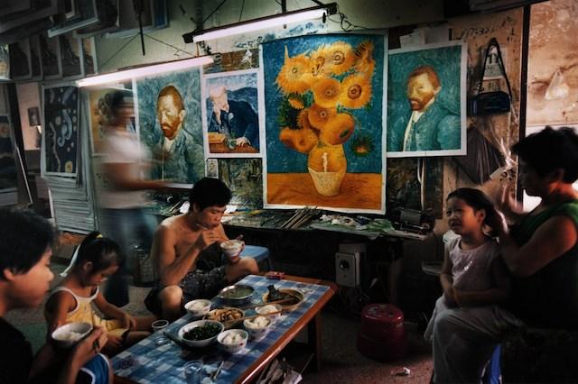 """Risultati immagini per Il documentario """"Alla ricerca di Van Gogh"""""""