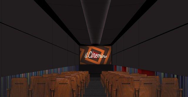 Il cinemino a milano nascer un nuovo cinema - Cinema porta venezia milano ...