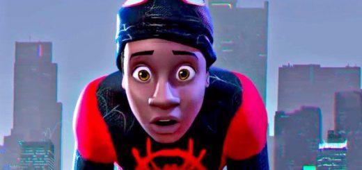 spider-man un nuovo universo trailer