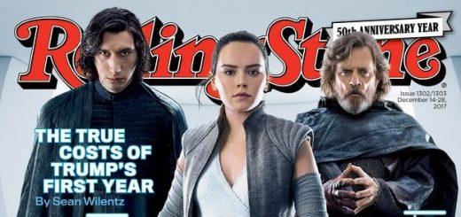 star wars gli ultimi jedi rolling stone