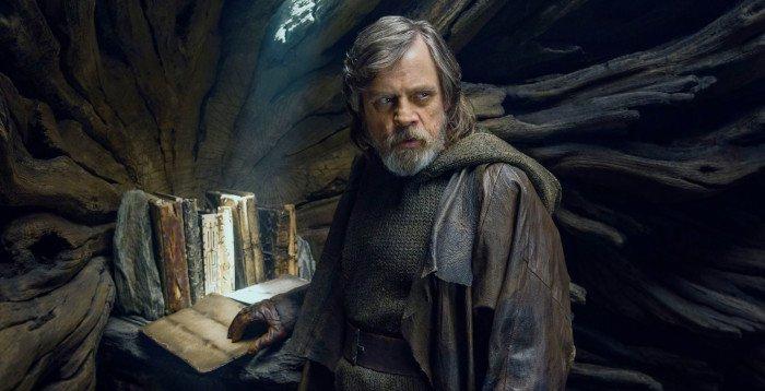 Star Wars: Gli Ultimi Jedi Luke