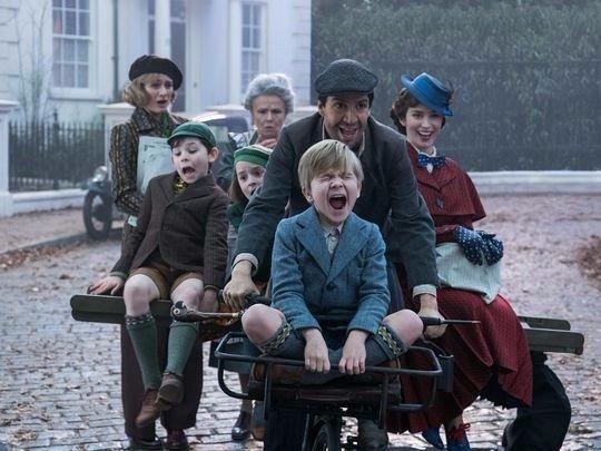il ritorno di mary poppins trailer