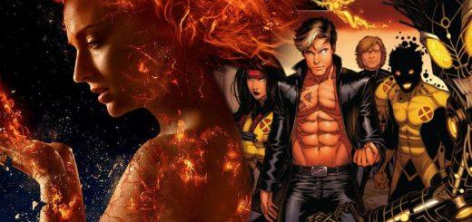 X-Men: Dark Phoenix e New Mutants