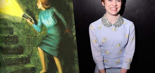 Sophia Lillis Nancy Drew