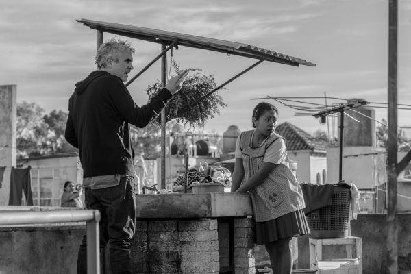 Roma Alfonso Cuaròn