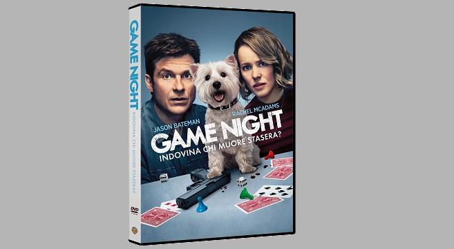 game night indovina chi muore stasera dvd